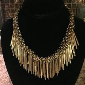 🌹BOGO equal OR lesser value  Gold Thin Tassels